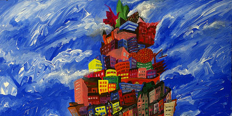 Tower of Babel by Chris Murtagh